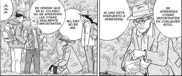 LOS AÑOS DULCES