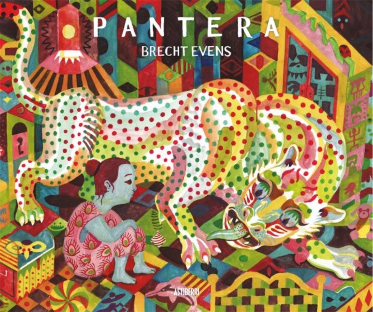"""Pantera"", de Brecht Evens"
