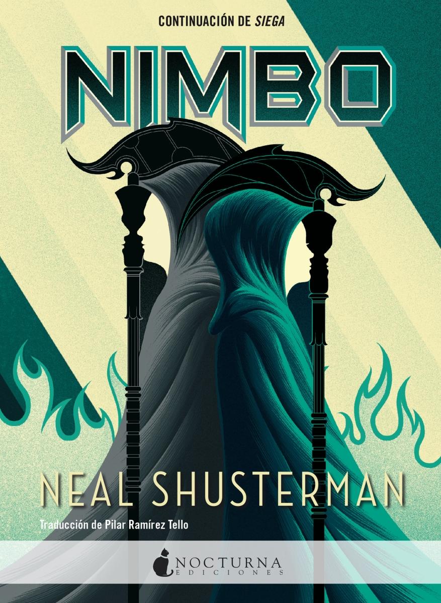 """""""Nimbo"""", de Neal Shusterman"""